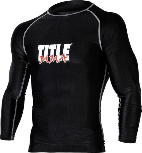 Title Title Mma Rash Guards Long Sleeve